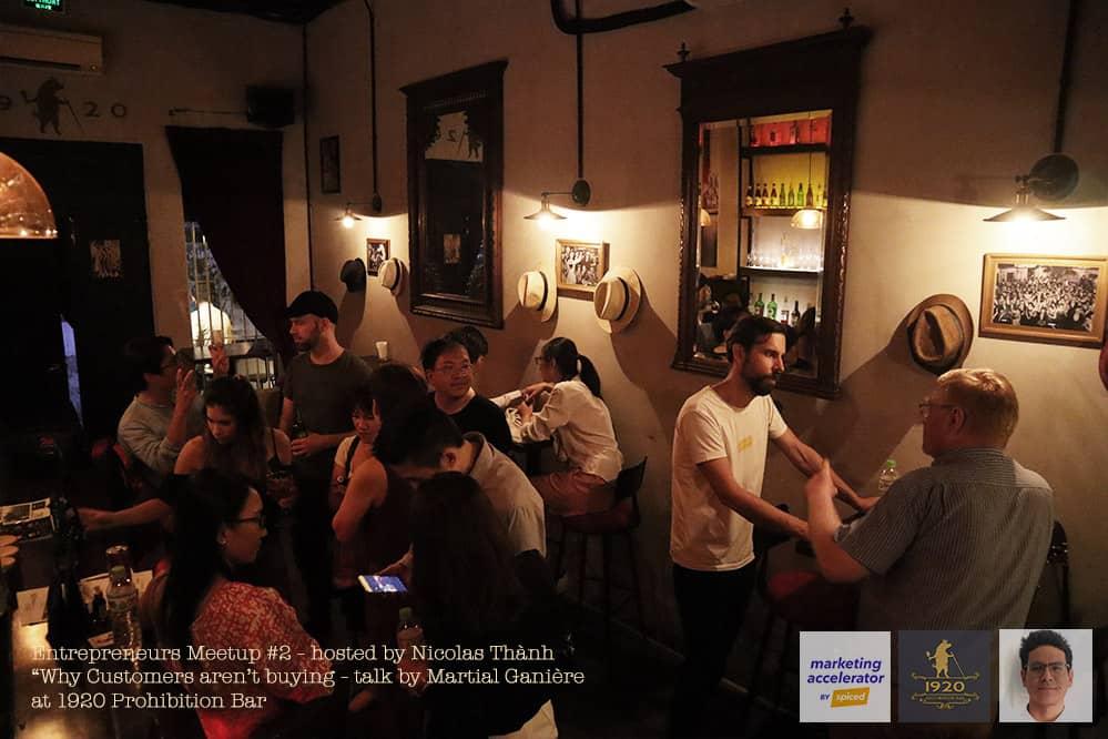 """Join the next """"Meetup for Entrepreneurs in Saigon"""""""