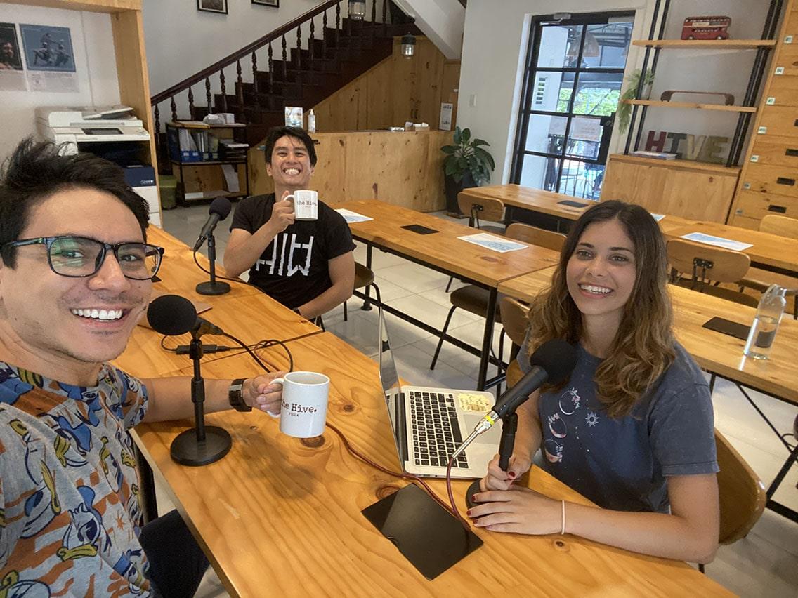 Creators in Saigon Podcast team