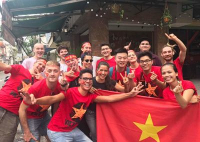 Football Suporters Vietnam