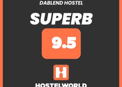 Hostelworld Best Hostel Saigon