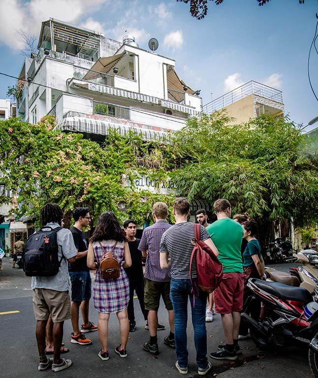 How to make Vietnamese coffee tour