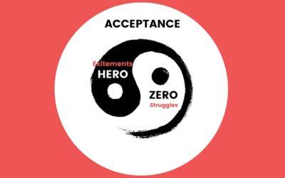 "Stop thinking entrepreneurship is a ""from zero to hero"" journey"
